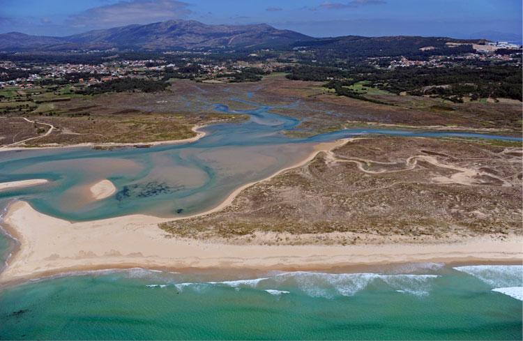 Parque Natural do Complexo Dunar de Corrubedo e Lagoas de Carregal e Vixán
