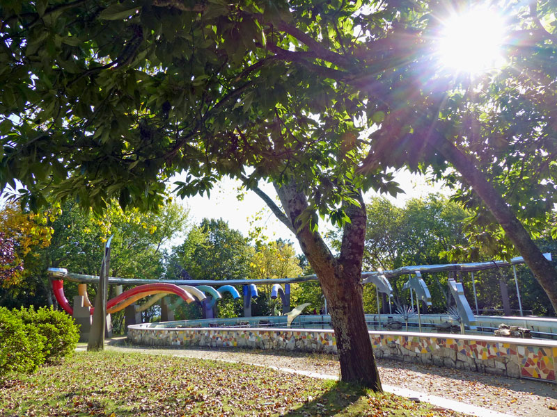 Foto del Parque de A Cachada