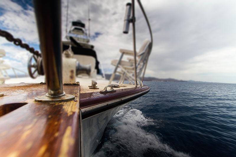 Foto de Alquiler de embarcaciones con patrón