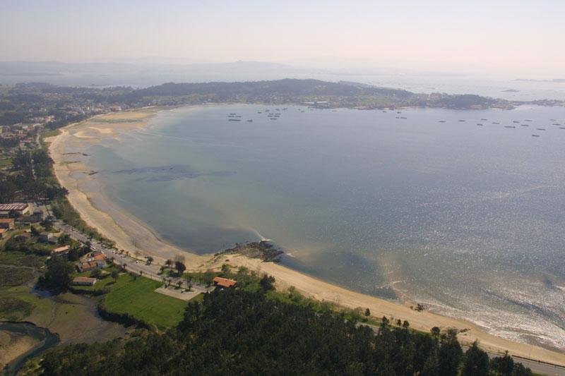 Foto de la playa de Barraña-Saltiño