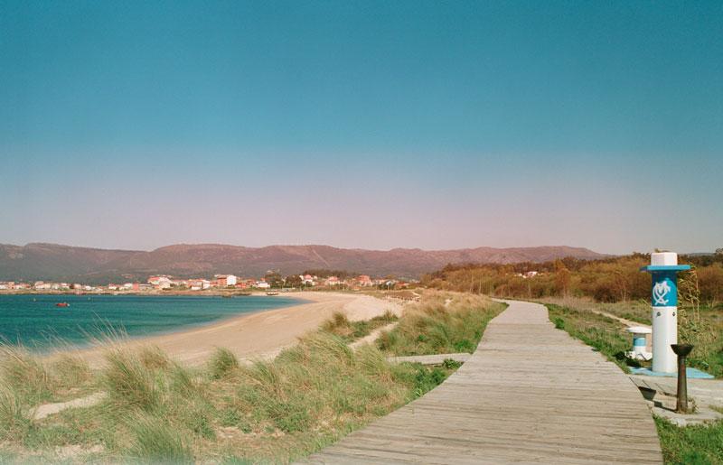 Foto de la playa de Carragueiros