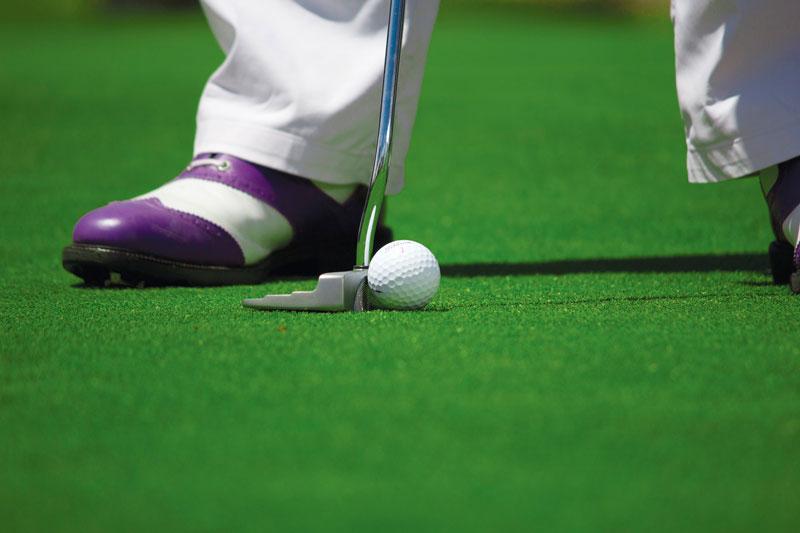 Foto de golf en Arousa Norte