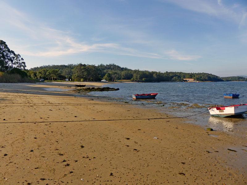 Foto de la playa de Ladeira de Chazo
