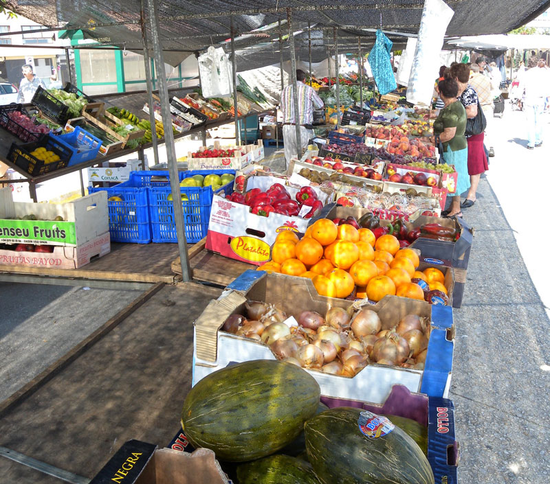Foto de los Mercados de Arousa Norte