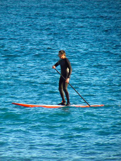 Foto de Paddel Surf en Arousa Norte