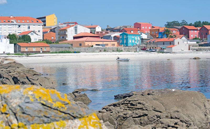 Foto de la playa de Piñeirón