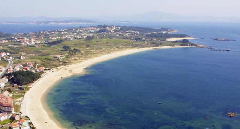 Foto de la Playa de A Corna