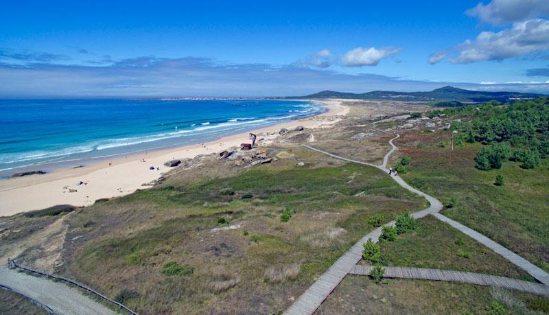 Foto de la Playa de O Vilar