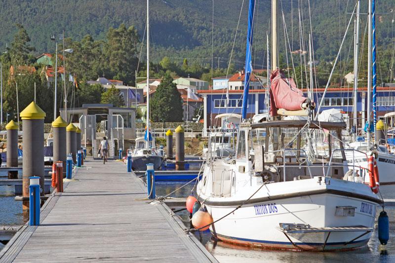 Puerto Deportivo de A Pobra do Caramiñal