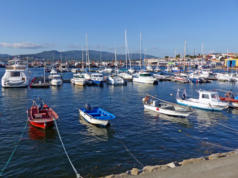 Puerto Deportivo de Rianxo