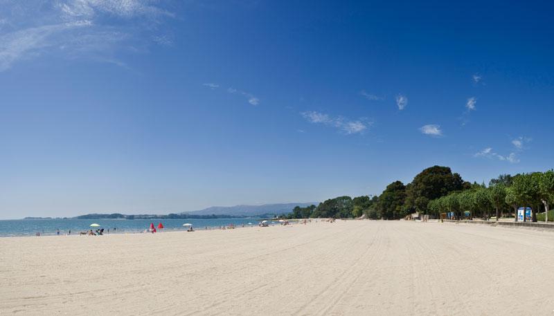 Foto de la playa de Tanxil